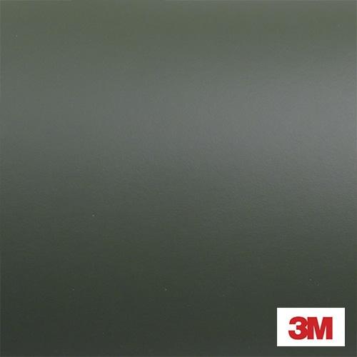 Vinilo Verde Mate Militar Mate 3M serie 1080 M26