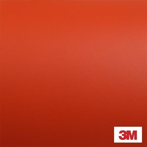 Vinilo Matte Red 3M serie 1080 M13