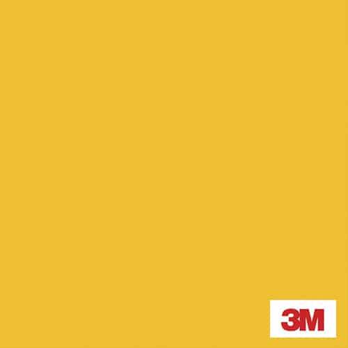 Vinilo Matte Yellow 3M serie 1080 M15