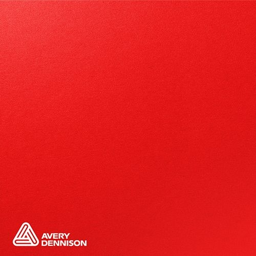 Red Gloss Avery Dennison
