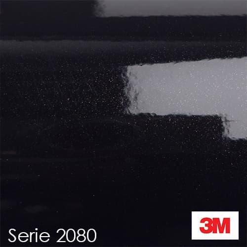 Vinilo-3M-2080-Gloss-Black-Metallic