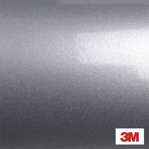 Vinilo Gloss White Aluminium 3M serie 1080 G120