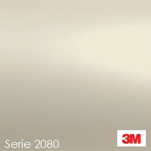 Vinilo Blanco Perlado Satinado SP10 2080 3M