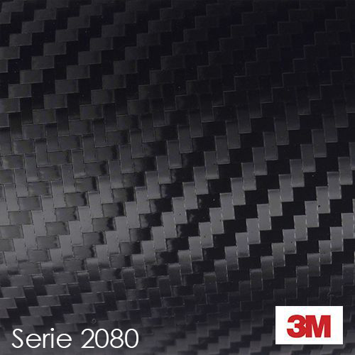 Vinilo Carbono Negro CFS12 3M 2080