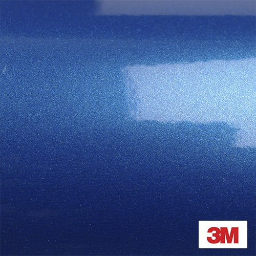 Vinilo Gloss Blue Metallic 3M serie 1080 G227