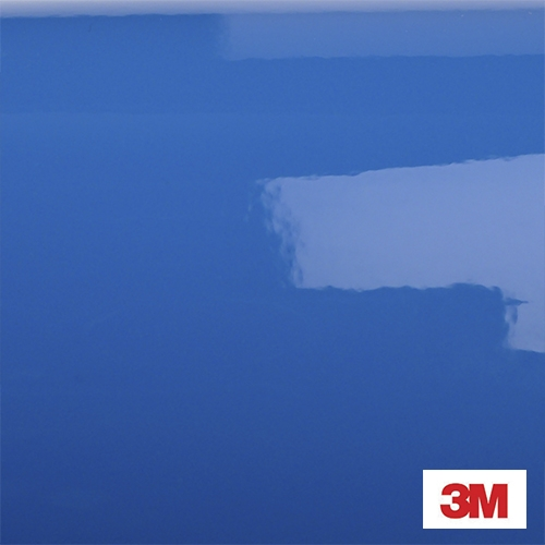 Vinilo Gloss Intense Blue 3M serie 1080 G47