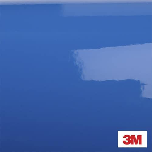 Gloss Intense Blue 3M Wrap Film 1080-G47