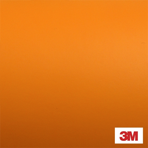 Vinilo Matte Orange 3M serie 1080 M54