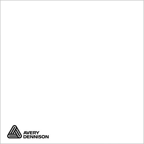 vinilo blanco brillo Avery Dennison