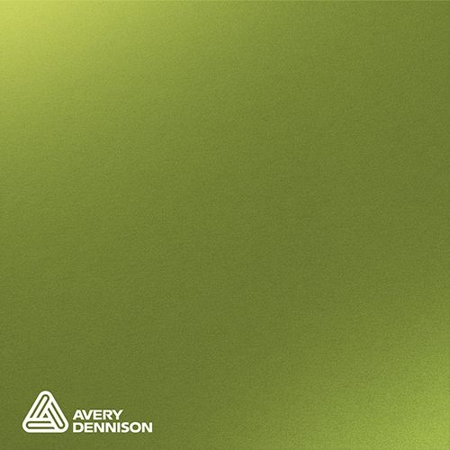 Matte Metallic Apple Green Avery Dennison Supreme Wrapping Film