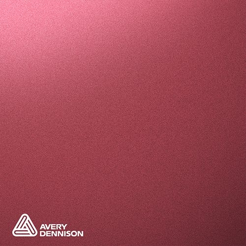 Matte Metallic Pink Avery Dennison Supreme Wrapping Film