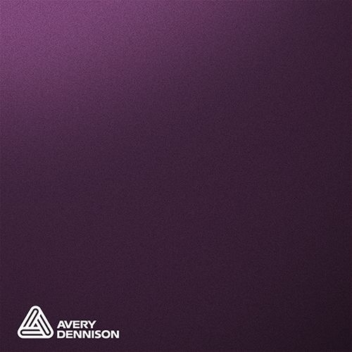 Matte Metallic Purple Avery Dennison Supreme Wrapping Film