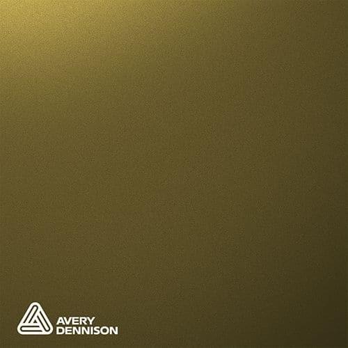 Matte Metallic Yellow Green Avery Dennison Supreme Wrapping Film