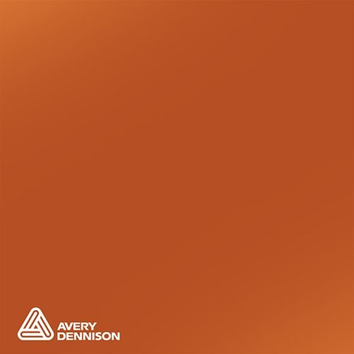 Matte Orange Avery Dennison Supreme Wrapping Film