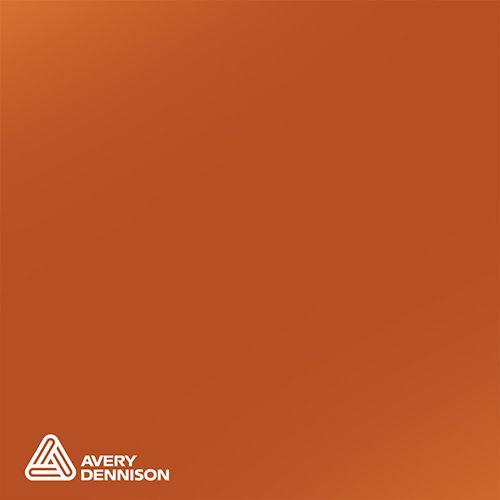Matte Orange Avery Dennison Supreme Wrapping Film