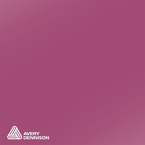 Satin Awesome Orchid Avery Dennison Supreme Wrapping Film