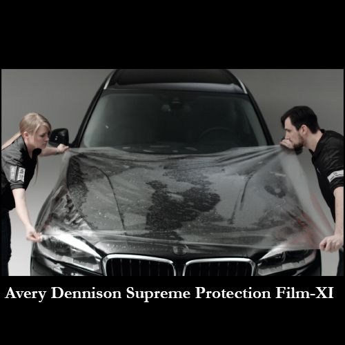Avery Dennison Supreme Protection Film-XI
