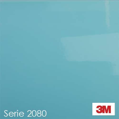 Vinilo Azul Cielo Brillante G77 3M