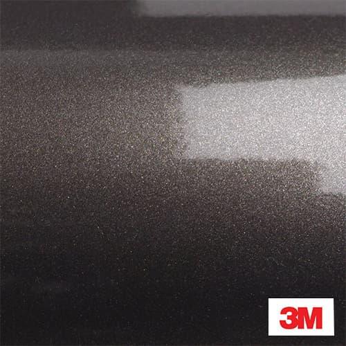 Vinilo Gloss Charcoal Metallic 3M serie 1080 G211