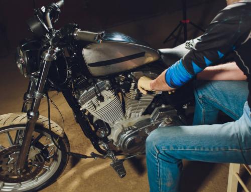Vinil motos. Algunas técnicas para decorar tu moto