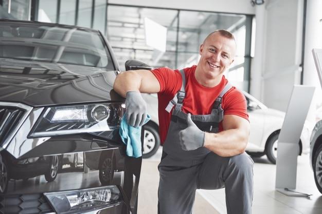 limpiar el vinilo de tu coche