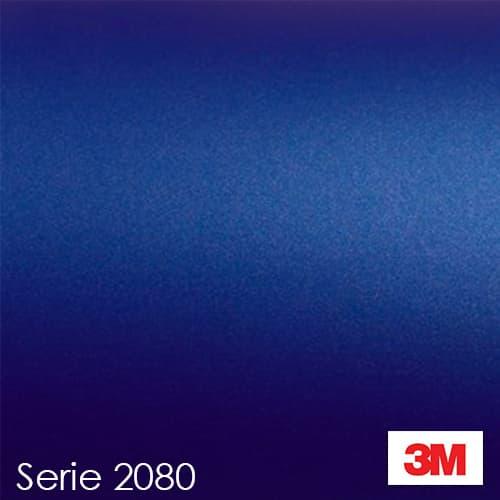 Vinilo-Matte-Slatte Blue-3M-serie-2080-M217