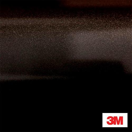 Vinilo mate negro metalico 3M m212